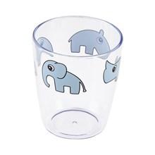 Done by Deer Yummy mini glass Deer friends blue