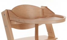 Playtray for Treppy 1003 natural highchair