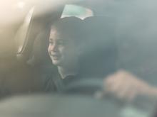 Axkid Car seat Bigkid Isofix black
