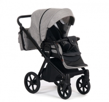 Knorr Life+ 2.0 pram and pushchair graphit