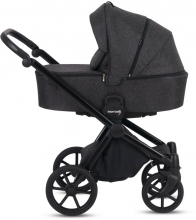 Knorr Life+ 2.0 pram and pushchair slate