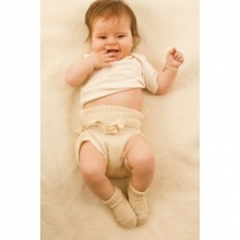 Disana 1111001005 knitted nappy pack of 5
