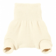 Disana 1311111050 wool diaper pants nature Gr. 50/56