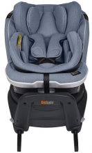 HTS BeSafe iZi Twist B i-Size Cloud Mélange 0-4 years