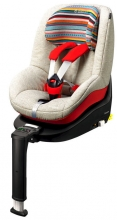 Maxi Cosi 2way Pearl Folklore Red - up to 6 months till 4 years