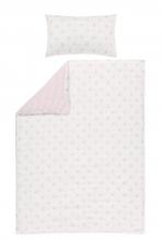 Alvi Bedding bellybutton Classic line Sheep pink 100x135