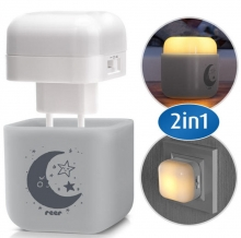 REER SleepLight 2in1 night light grey