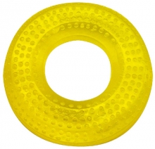 REER Cooling teething ring yellow
