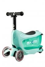 Micro MMD031 Kickboard mini2go deluxe plus mint