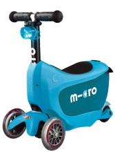Micro MMD034 Kickboard mini2go deluxe plus blue