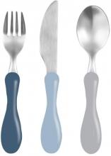 Sebra Cutlery powder blue