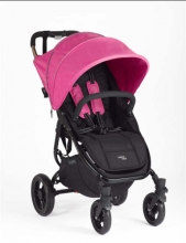 Valcobaby Snap 4 Original Black incl. Canopy fuchsia