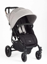Valcobaby Snap 4 Original Black incl. Canopy stone
