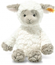 Steiff Lamb Lita 30cm white/grey-brown