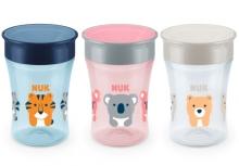 NUK Evolution Magic Cup sorted