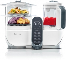 Babymoov Nutribaby + Food processor loft white
