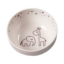 Done by Deer Done by Deer Yummy mini bowl, Dreamy dots, powder
