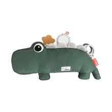 Done by Deer Tummy time Activity toy, Croco, green