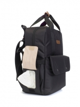 Babymel BM5642 Georgi ECO diaper bag Black