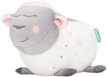 Badabulle Night light and music box Lulu the sheep