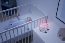 Badabulle Night light and music box Lulu the sheep