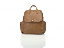 Babymel BM2337 Robyn Convertible Backpack Faux Leather Tan