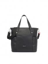 Babymel BM5628 Rosie Vegan Leather diaper bag Black