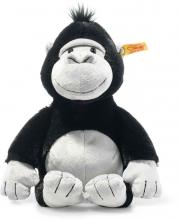 Steiff Gorilla Bongy 30cm schwarz/grau