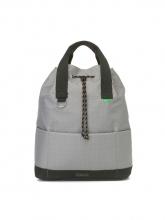 Babymel BM5529 Top N Tail ECO diaper bag grey