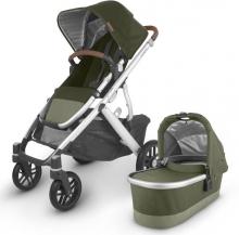 Uppa Baby Vista V2 Hazel olive incl. carrycot