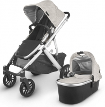 Uppa Baby Vista V2 Sierra dune knit incl. carrycot