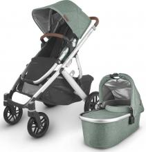 Uppa Baby Vista V2 Emmet green incl. carrycot