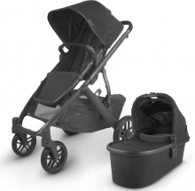 Uppa Baby Vista V2 Jake charcoal incl. carrycot