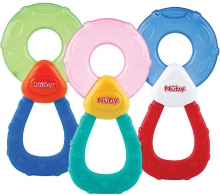 Nuby Cooling teething ring 3m+