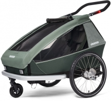 Croozer Kid Vaaya 2 Jungle Green 2020