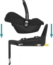 Maxi Cosi Tinca i-Size Essential Black