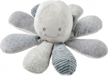 Nattou 879743 Lapidou Activity toy octupus grey