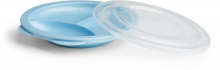 Herobility Eco Baby Plate Divider blue