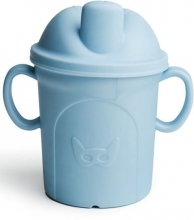 Herobility Eco Sippy Cup 210ml blue
