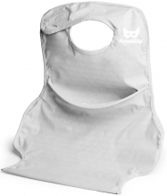 Herobility Bib Connect mist grey