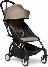 BABYZEN YOYO² with seat cover 6+ taupe