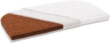 Tobi babybay Mattress Natural for Comfort/Boxspring Comfort