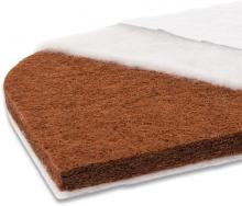 Tobi babybay Mattress Natural for Comfort/Boxspring Comfort