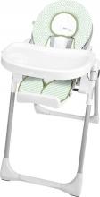 Odenwälder Babycool-child seat inlay Coolmax stripes blue