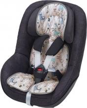 Odenwälder Babycool child seat inlay wild life nature