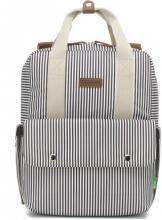 Babymel BM5642 Georgi ECO diaper bag Navy Stripes