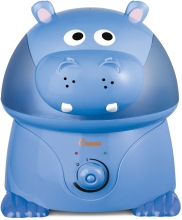 CRANE Humidifier Violet the Hippo