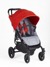 Valcobaby Snap 4 Original Dove Grey incl. Canopy fire