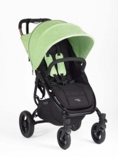 Valcobaby Snap 4 Original Dove Grey incl. Canopy green