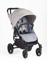 Valcobaby Snap 4 Original Dove Grey incl. Canopy stone